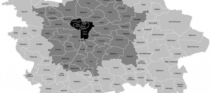 Katastralni Mapy Patri K Tem Nejstarsim Moderni Stavebnictvi Se
