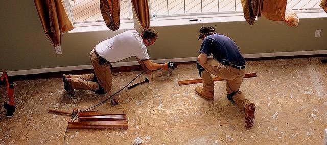 Jak položit podlahu z osb desek