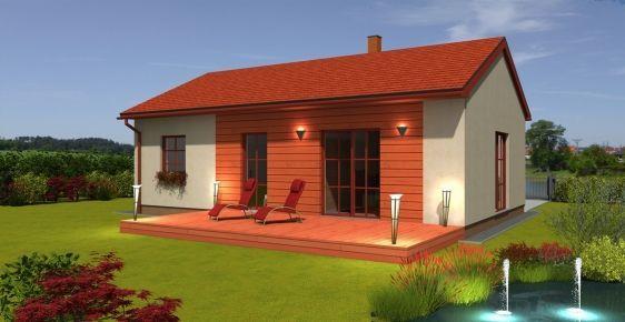 Montované domy do 500 000